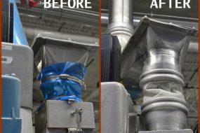 5 Ways the BFM Fitting Improves Plant Sanitation