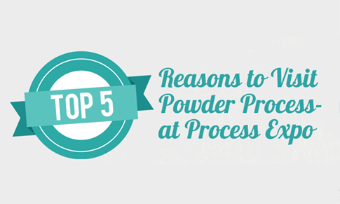 Top 5 Reasons to Visit PPS at Process Expo