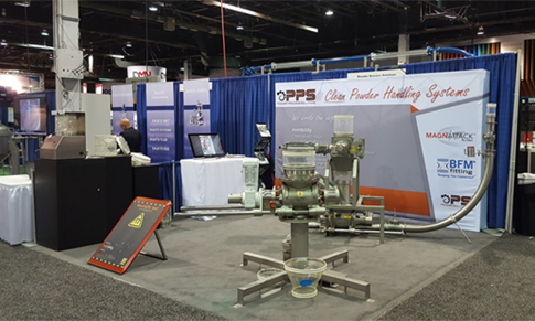 Powder Processing Event Recap: The Powder Show 2016