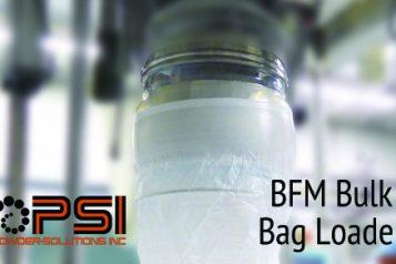 New BFM® fitting Bulk Bag Loader