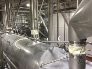 BFM fittings on Fluid Beds